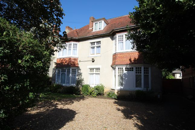 Thumbnail Detached house for sale in Crabton Close Road, Bournemouth