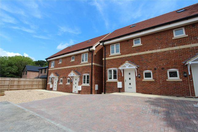 Thumbnail Semi-detached house for sale in Primrose Cottage, Station Road, Sway, Hampshire