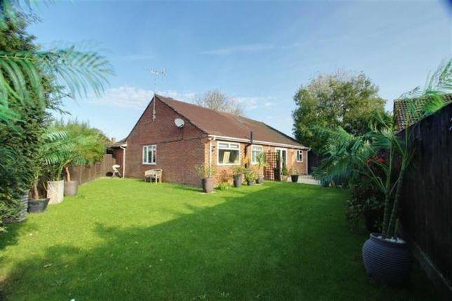Thumbnail Detached bungalow to rent in Horseshoe Close, Cheddington, Leighton Buzzard