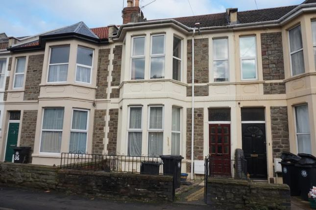 Thumbnail Terraced house to rent in Seymour Avenue, Bishopston, Bristol