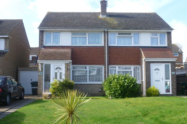 Thumbnail Property to rent in Riverhead Close, Maidstone