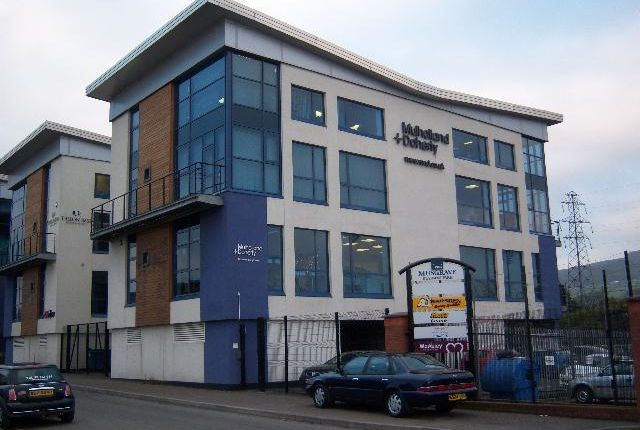 Thumbnail Office for sale in U1, Hawthorn Office Park, Stockmans Way, Belfast