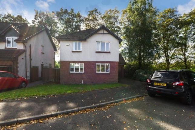 Thumbnail Detached house for sale in Ellon Way, Paisley, Renfrewshire