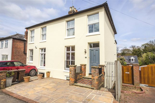 Thumbnail Semi-detached house for sale in Prospect Road, St. Albans, Hertfordshire