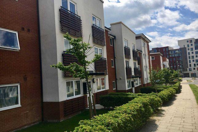 2 bed flat to rent in Pownall Road, Ipswich IP3