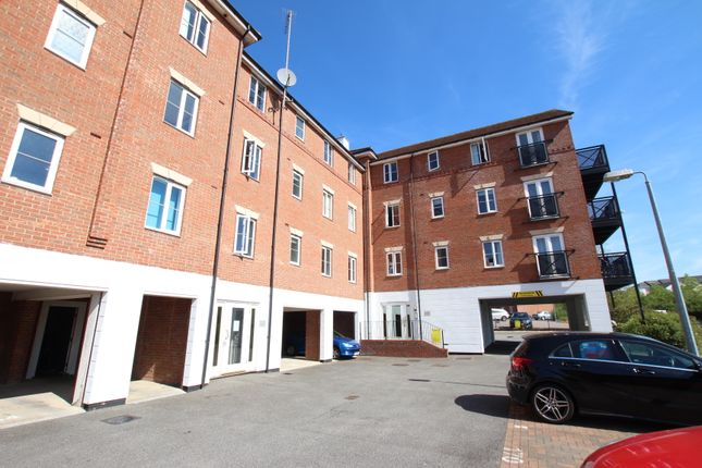 Thumbnail Flat for sale in Bradford Drive, Colchester, Essex