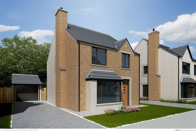 Thumbnail Detached house for sale in Chantry Gardens, Station Road, Greenisland, Carrickfergus
