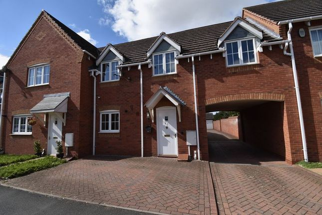 Thumbnail Terraced house to rent in Dulwich Grange, Bratton, Telford