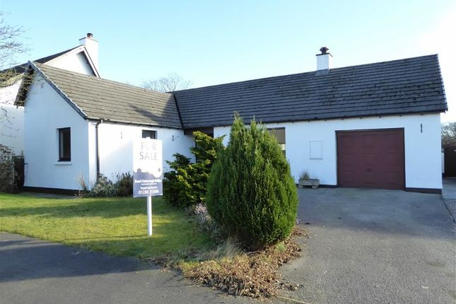 2 bed detached bungalow for sale in Ford Crescent, Bradworthy, Holsworthy