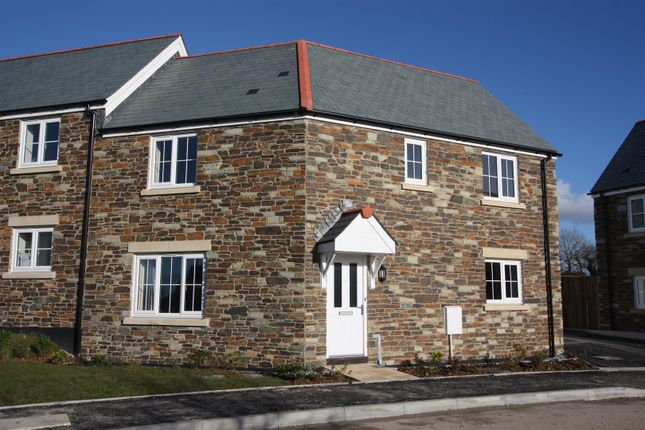 Thumbnail Property to rent in South Wheal Towan, Sandy Road, Porthtowan, Truro