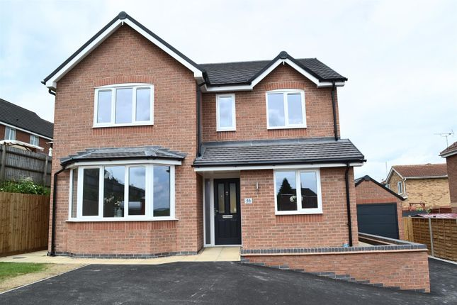 Thumbnail Detached house for sale in Sage Drive, Woodville, Swadlincote