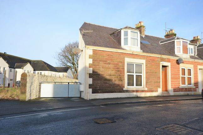 Thumbnail Semi-detached house for sale in 9 Old Street, Girvan