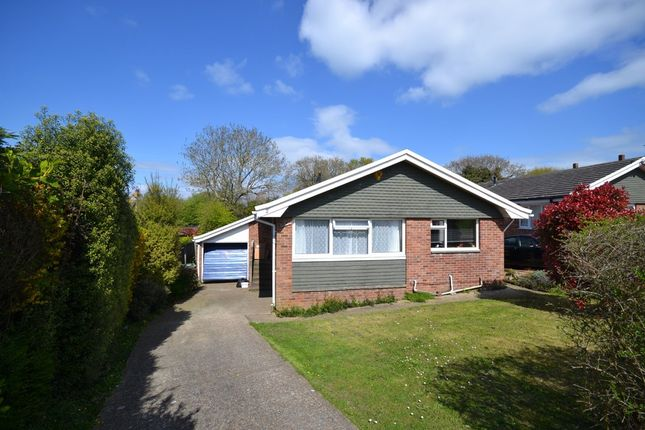 Thumbnail Detached bungalow to rent in Victory Close, Ryde