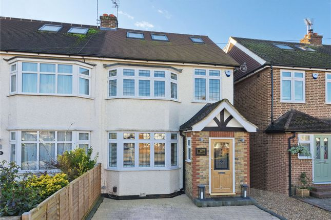 Main Aspect of Cottimore Avenue, Walton-On-Thames, Surrey KT12