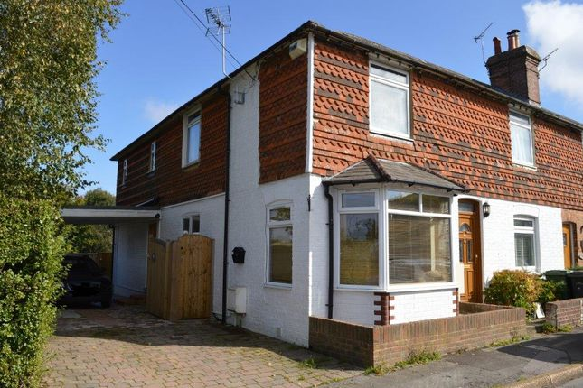 Thumbnail End terrace house for sale in High Street, Flimwell