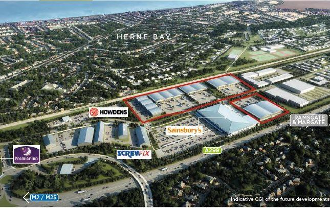 Thumbnail Industrial for sale in The Boulevard, Herne Bay