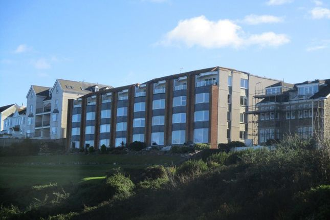 2 bed flat for sale in Gwel Marten, Headland Road, St. Ives, Cornwall