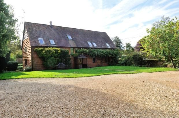 Thumbnail Barn conversion for sale in Crossway Green, Stourport-On-Severn, Worcestershire
