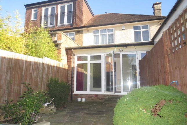 Thumbnail Property to rent in Highland Drive, Bushey