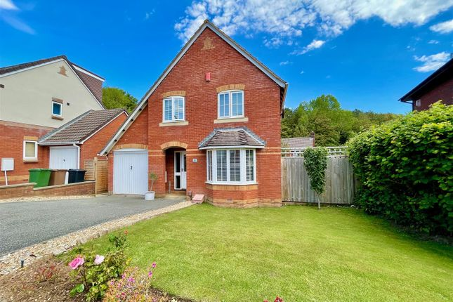 4 bed detached house for sale in Misterton Close, Plymouth PL9