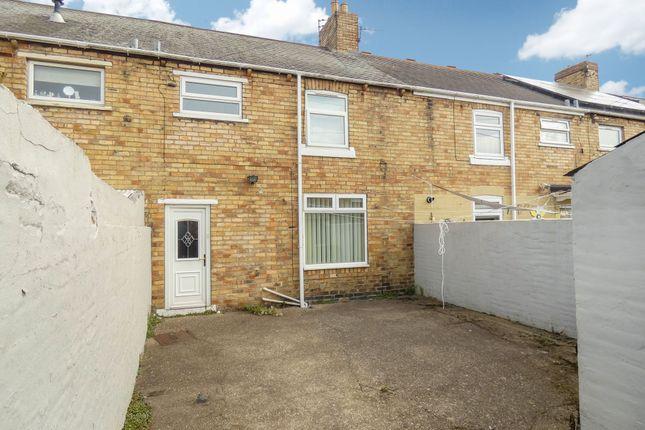 3 bed terraced house for sale in Katherine Street, Ashington NE63