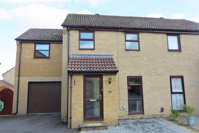 4 bed semi-detached house for sale in Woodvill Road, Salisbury SP1