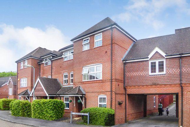Thumbnail Terraced house to rent in Britannia Drive, Beggarwood, Basingstoke