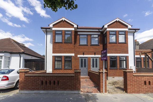 Thumbnail Semi-detached house for sale in Kensington Avenue, London