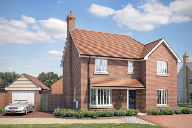 "Thumbnail Property for sale in ""The Kingsdown"" at Avocet Way, Ashford"