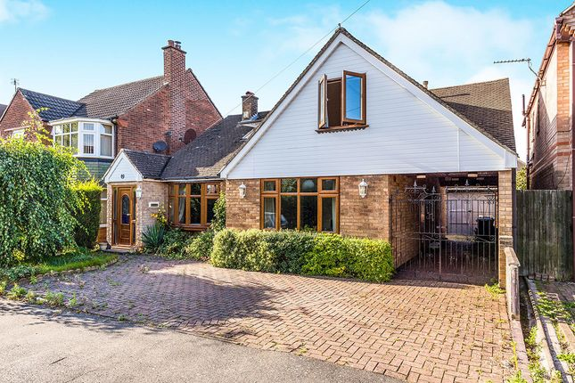 Thumbnail Detached house for sale in Barton Road, Barlestone, Nuneaton