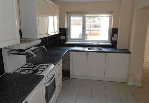 Thumbnail End terrace house to rent in Eaton Road, Brynhyfryd, Swansea