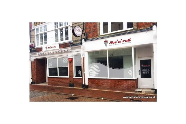 Thumbnail Commercial property for sale in St Thomas Street 9-10, Weymouth, Dorset