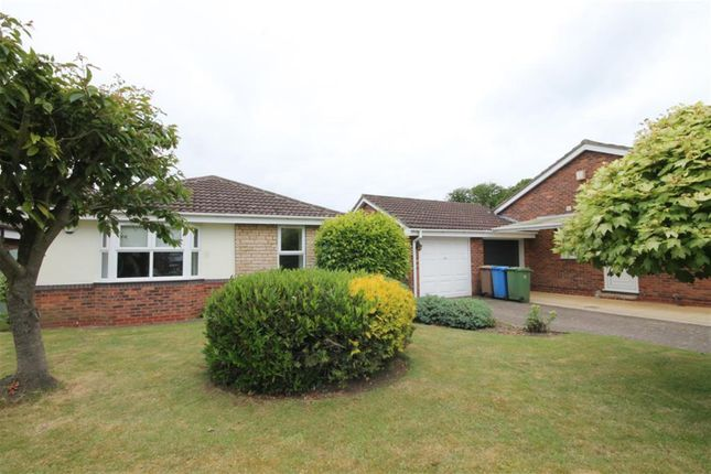 Thumbnail Bungalow to rent in Battleflats Way, Stamford Bridge, York