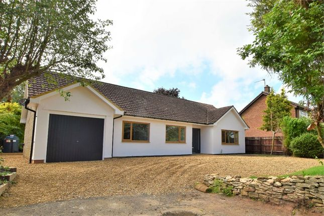 Thumbnail Bungalow for sale in Stanford Close, Cold Ashby, Northampton