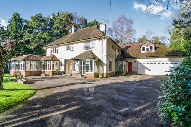 Thumbnail Detached house for sale in Pinelands Road, Chilworth, Southampton, Hampshire