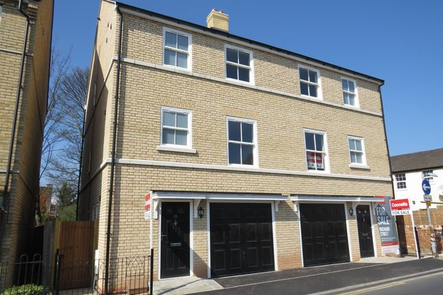 Thumbnail Town house for sale in Orchard Street, Ipswich
