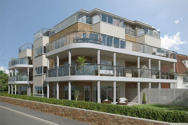 Thumbnail Flat for sale in 21 Boscombe Overcliff Drive, Bournemouth, Dorset