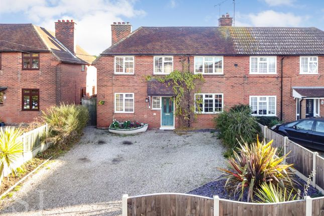 Thumbnail Semi-detached house for sale in Albert Road, Burnham-On-Crouch