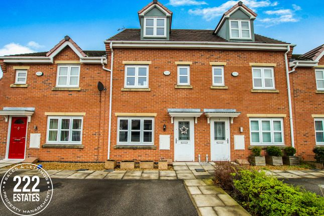 Thumbnail Terraced house for sale in Bluebell Road, Warrington