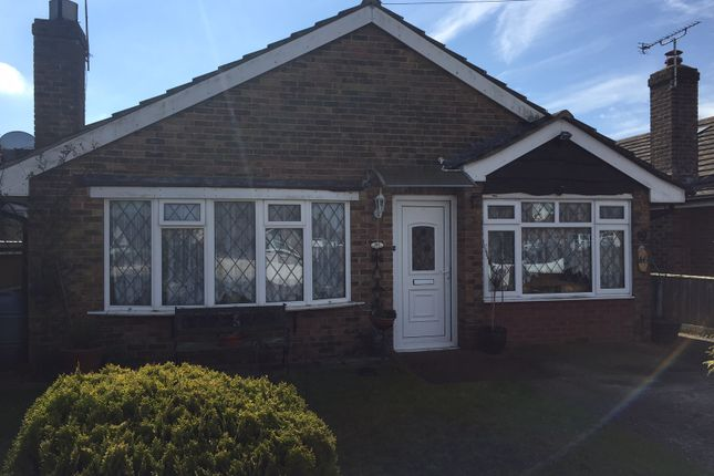 Detached bungalow for sale in Coast Road, Pevensey Bay