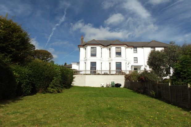 Thumbnail Flat to rent in Second Drive, Teignmouth