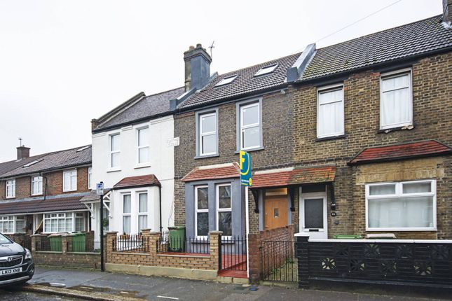 4 bed terraced house for sale in Field Road, Forest Gate, London E7