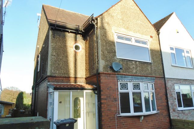 Thumbnail Semi-detached house to rent in Hesley Lane, Thorpe Hesley, Rotherham