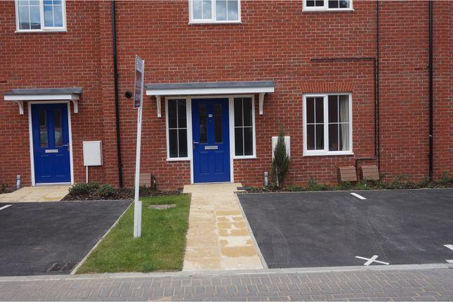 Thumbnail Flat to rent in Treble Close, Buckingham