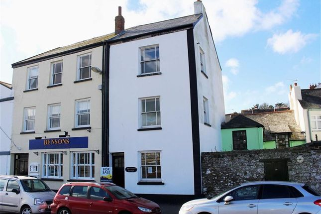 Thumbnail Terraced house for sale in The Quay, Appledore, Bideford