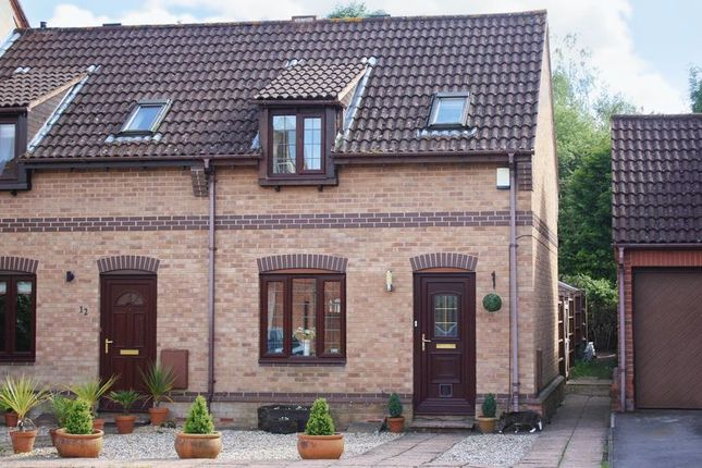 2 bed terraced house for sale in Denbigh Close, Totton, Southampton