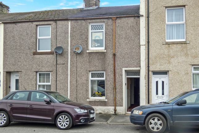 3 bed terraced house for sale in 102 Birks Road, Cleator Moor, Cumbria CA25
