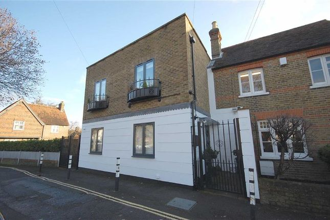 Thumbnail Terraced house to rent in High Road, Ickenham, Uxbridge