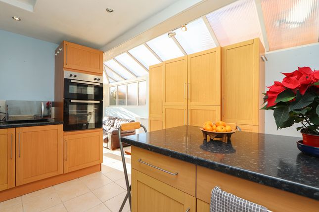 Kitchen of Old Road, Brampton, Chesterfield S40