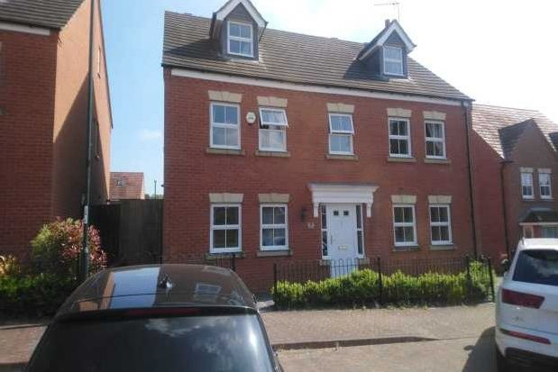 Thumbnail Detached house to rent in Sixpence Close, Coventry